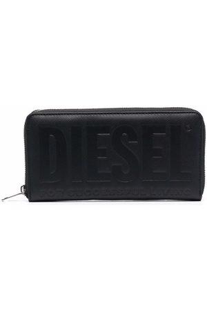 Diesel Men Wallets - Logo-embossed wallet