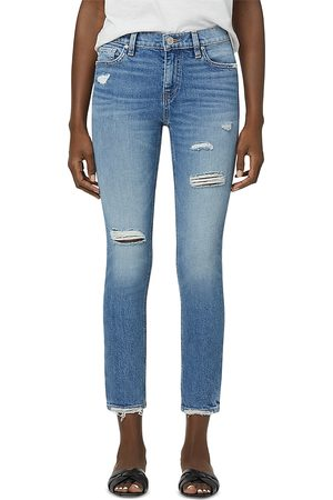 Hudson Women High Waisted - Lana High Rise Ankle Skinny Jeans in Right On Time