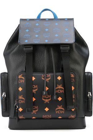 MCM Brandenburg leather backpack