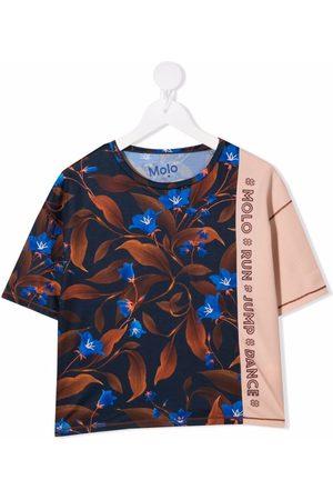 Molo Girls T-shirts - Run Jump Dance T-shirt