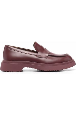 Camper Women Loafers - Walden leather loafers