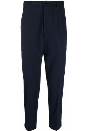DEPARTMENT 5 Men Chinos - Cropped slim-fit chinos