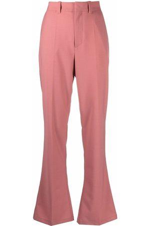 AERON Women Wide Leg Pants - Jamuna flared-leg trousers