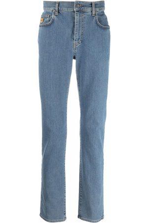 Moschino Teddy straight-leg jeans