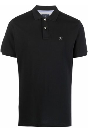Hackett Embroidered logo slim-fit polo shirt
