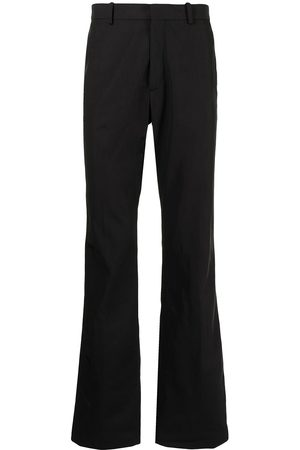 RAF SIMONS Men Formal Pants - Flared tailored trousers