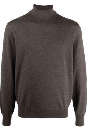 D4.0 Men Turtlenecks - Roll neck knitted jumper
