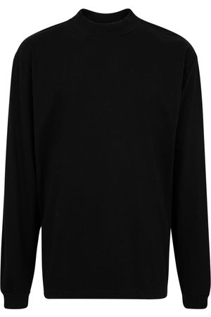 JOHN ELLIOTT Long-sleeve mock-neck T-shirt