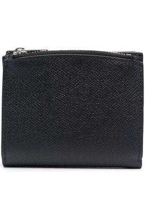 Maison Margiela Logo-detail leather wallet