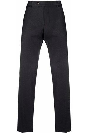 PT01 Men Skinny Pants - Slim-cut wool trousers