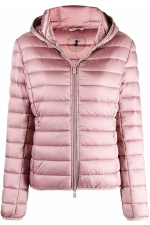 save the duck Iris hooded puffer jacket