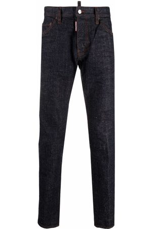 Dsquared2 Men Tapered - Logo-print tapered jeans