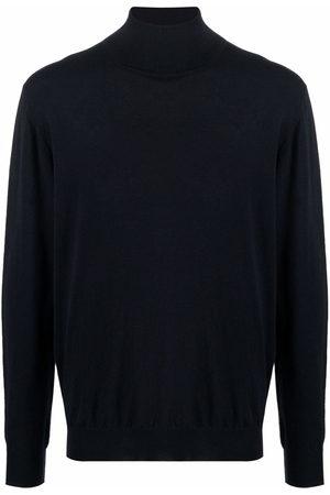 BILLIONAIRE Fine-knit roll-neck jumper