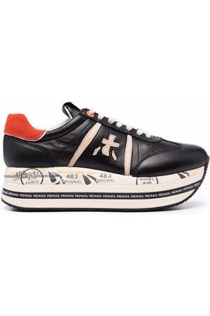 Premiata Women Platform Sneakers - Beth 5349 platform sneakers