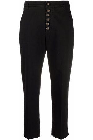 Dondup Women Skinny Pants - Button-down trousers