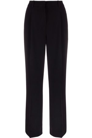 Holzweiler Straight-leg pleated trousers