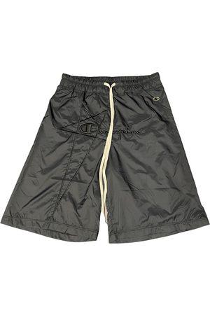 Rick Owens Men Shorts - Polyester Shorts