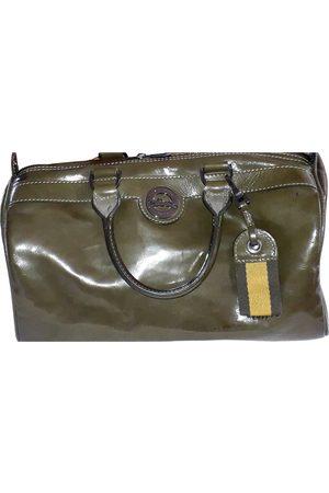 Longchamp Patent leather Handbags