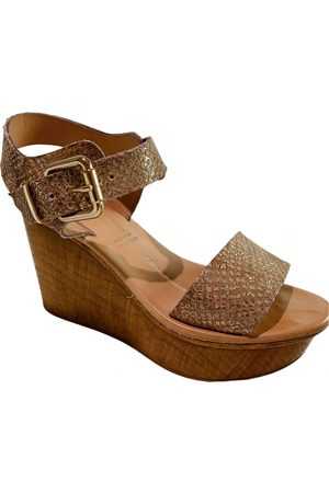 FORME D'EXPRESSION Leather Mules & Clogs