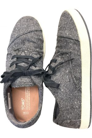 TOMS Men Sneakers - Cloth low trainers