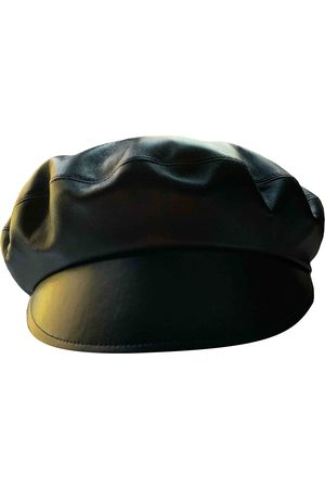Dior Leather Hats
