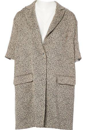 DECOTIIS Multicolour Wool Coats