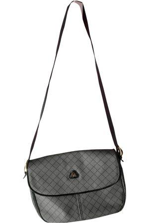 Maurice Lacroix Grey Leather Handbags