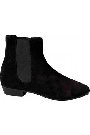 Céline Suede Boots