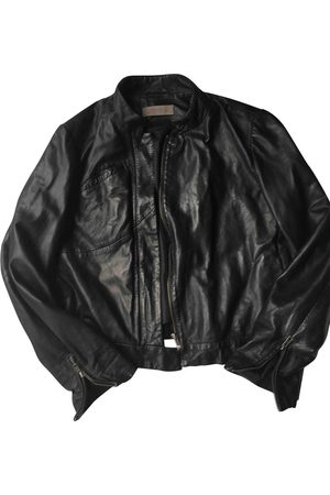 UTERQUE Leather Leather Jackets