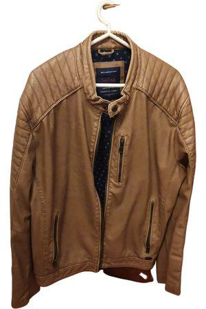 Salsa Men Leather Jackets - Leather jacket