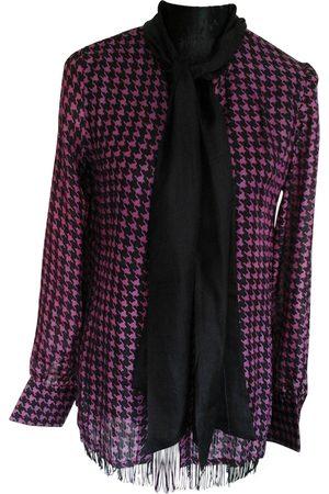 Sienna Multicolour Silk Tops