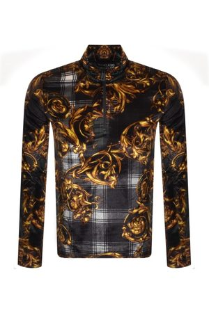 VERSACE Men Long Sleeve - Couture Long Sleeved T Shirt