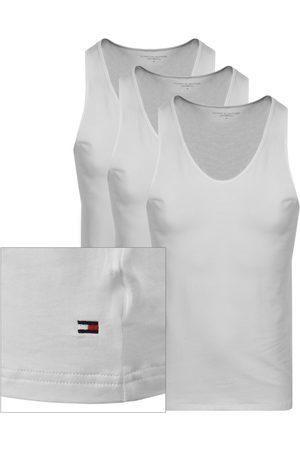 Tommy Hilfiger Triple Pack Vest T Shirts