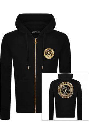 VERSACE Men Hoodies - Couture Full Zip Logo Hoodie