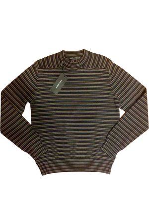 Dolce & Gabbana Anthracite Wool Knitwear & Sweatshirts