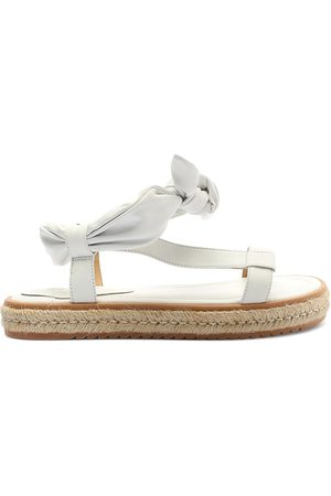 Schutz Women's Wronny Espadrille Bow Sandals - - Size 9