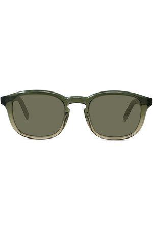 Kenzo Men Sunglasses - Men's 50MM Pantos Sunglasses - Dark