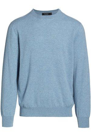 Ermenegildo Zegna Women's Cashmere Crewneck Sweater - - Size 44