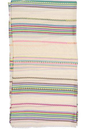 VALENTINO GARAVANI Multicolour Cotton Scarves