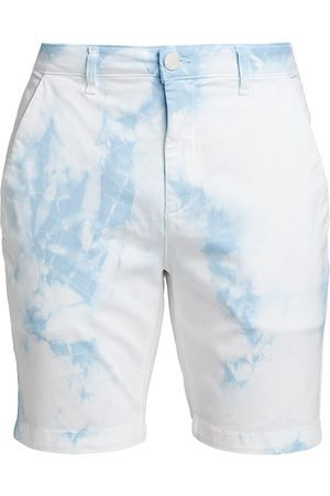 Monfrere Men Shorts - Men's Tie-Dye Cruise Shorts - Bal Harbour - Size 26