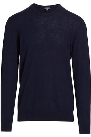Saks Fifth Avenue Men's COLLECTION Lightweight Cashmere Sweater - Dress - Size XXXL