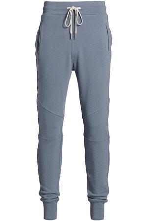 JOHN ELLIOTT Men Sweatpants - Men's Escopar Drawstring Sweatpants - Arctic - Size Medium