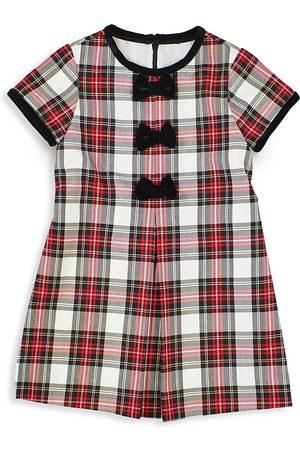 Florence Eiseman Little Girl's Plaid Dress - - Size 6