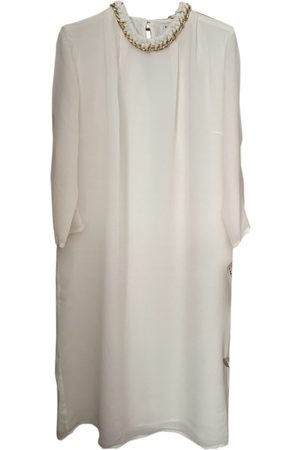Kaviar Gauche Silk mini dress