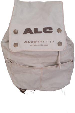 Alcott Cotton Backpacks