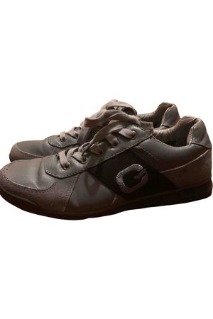 GAS Grey Rubber Trainers