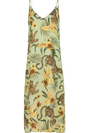 Desmond & Dempsey Women Nightdresses & Shirts - Soleia printed cotton nightdress