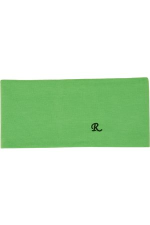 RAF SIMONS Green Turtleneck Collar