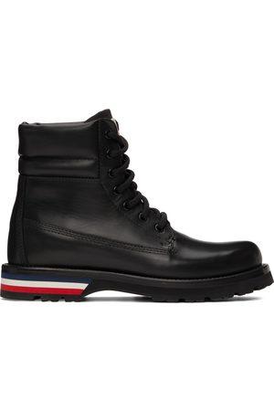 Moncler Men Boots - Black Vancouver Boots