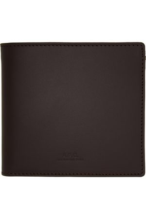 A.P.C. Brown New London Wallet